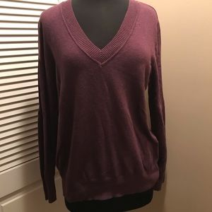 Sonoma v neck sweater size XL